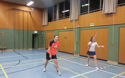 O19 Integration der Badmintonjugend