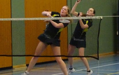 Nele und Caro auf den Landesmeisterschaften U22 in Nienburg