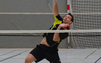 Badminton: Wochenendrückblick in Bildern
