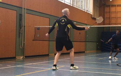 Badminton: Die Zweite holt 3 Punkte
