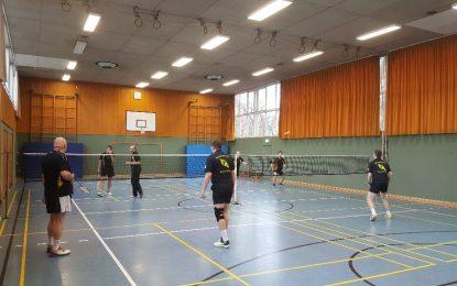 Badminton: Die Zweite beendet die Saison mit einem 4:4