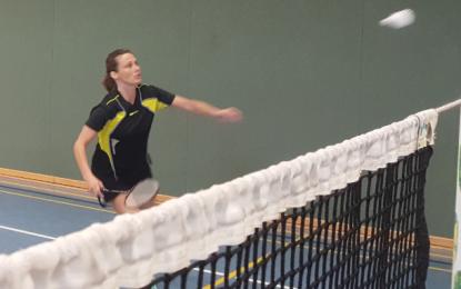 """Badminton: Die """"Zweite"""" verliert 1:7"""