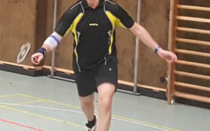 """Badminton: Die """"Zweite"""" gewinnt mit 5:3"""