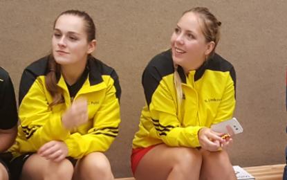 Badminton: Erfolgreicher Blockspieltag der 1. Mannschaft