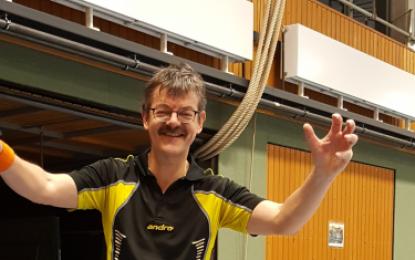 Badminton: Die Zweite siegt auch ohne Britta