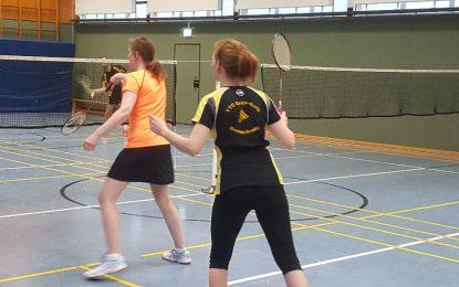"""Badminton: Super Saisonabschluss der """"Zweiten"""""""