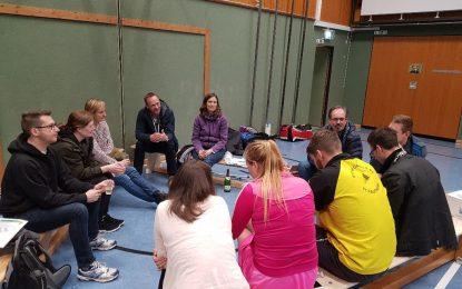 Badminton: Abteilungsversammlung 2018