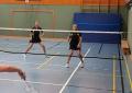 Badminton: Die alleingelassene 2. Rumpfmannschaft erkämpft ein 4:4