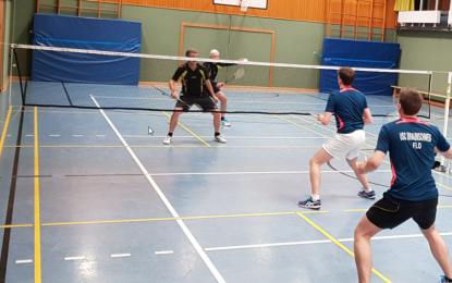 Badminton: Die Zweite verliert 1:7 gegen den USC