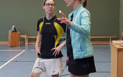 Badminton: Nervenkitzel pur beim Saisonfinale
