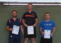 Badminton: Andre gewinnt die Einzelmeisterschaft unserer SG