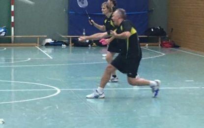 """Badminton: Sieg und Niederlage der """"Zweiten"""""""