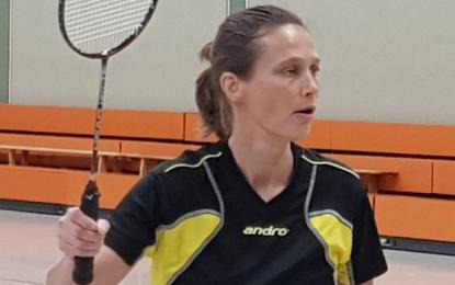 """Badminton: Britta, Mario und Jeremias sichern der """"Zweiten"""" ein 4:4"""