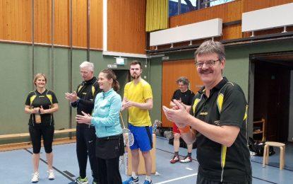 """Badminton: 2:6 Niederlage der """"Zweiten"""""""