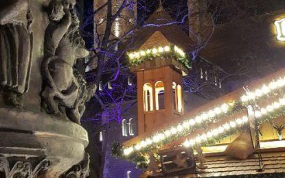 """Jahresabschluss auf dem """"Braunschweiger Weihnachtsmarkt"""""""