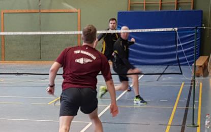 """Badminton: 2 Niederlagen der """"Zweiten"""" zum Saisonabschluss"""