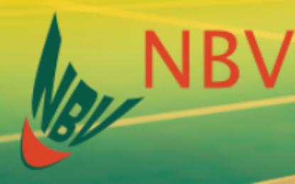 Badminton: NBV Mitgliederinfo