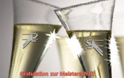 """Badminton: Gratulation! Die """"Erste"""" hat es geschafft"""
